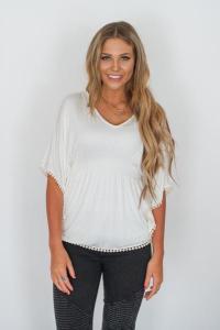 pom blouse