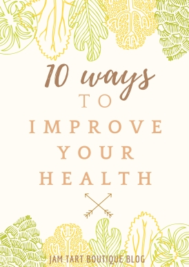 10-ways to improve your health