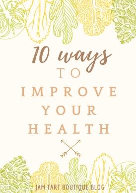10-ways to improve your health