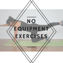 no equipment exercises to lose weight that you can do anywhere