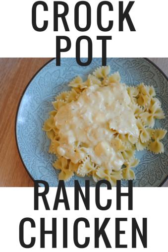 crock-pot ranch-chicken easy fast dinner recipe
