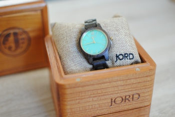 jord wooden watch