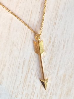 arrow-necklace