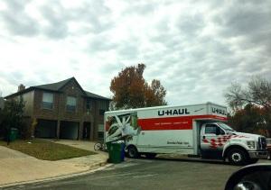 uhaul moving