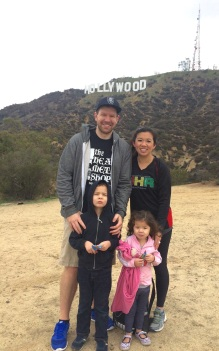 hike hollywood sign