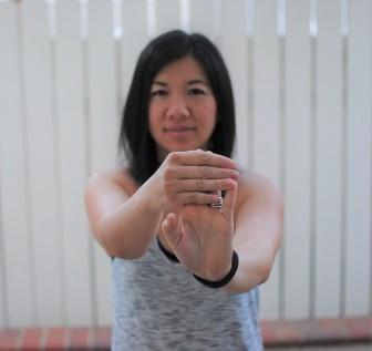 wrist forearm stretch