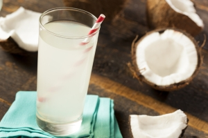 coconut water 5 healthy drinks