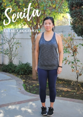 senita athletics ellie leggings