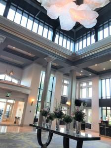 Victoria British Columbia Fairmount Empress Hotel