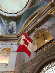 British Columbia Victoria Parliament